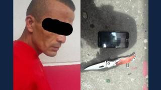 POLICÍAS DE LA SSP-CDMX RECUPERAN UN CELULAR EN TACUBA Y DETIENEN AL POSIBLE RESPONSABLE DEL ROBO
